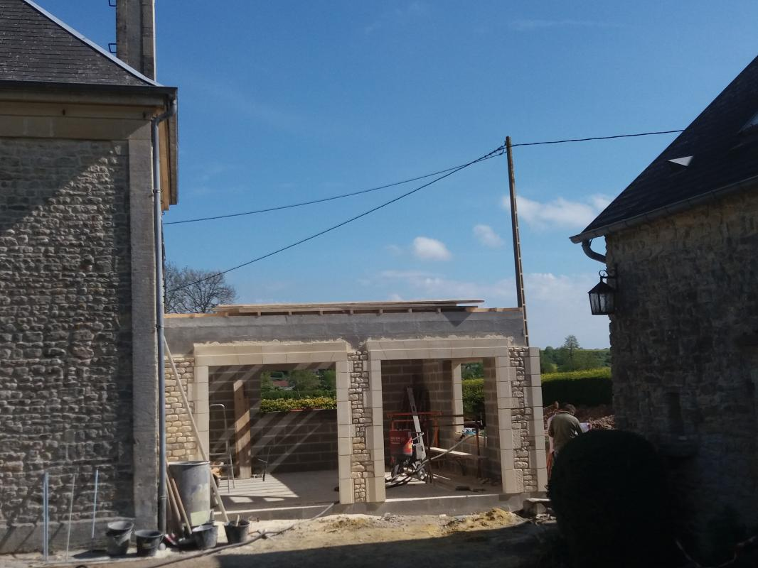 Devis Extension Maison à Beaune ▷ Agrandissement Bois, Acier, Parpaing